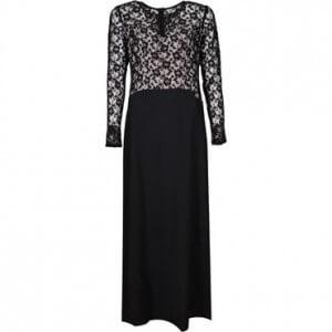 koronkowa sukienka maxi