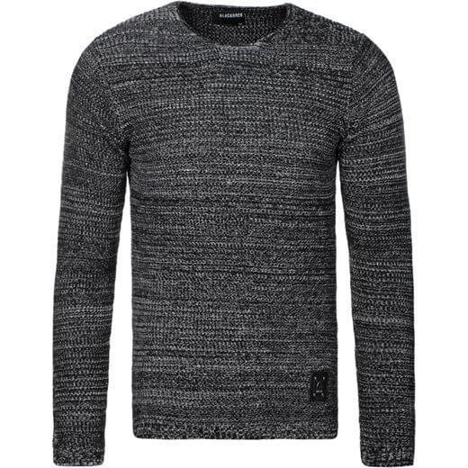 męski sweter w stylu grunge