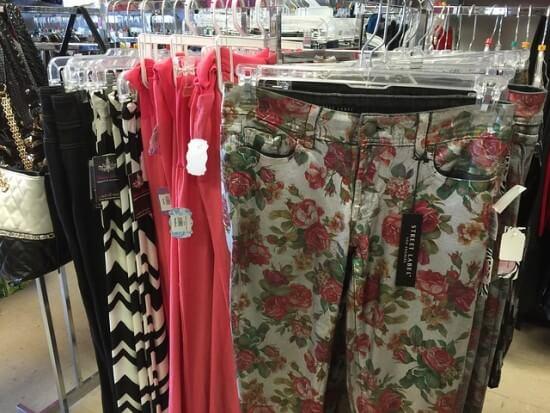 sklep z damską odzieżą