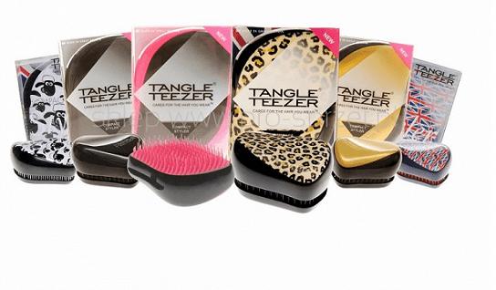 Szczotki do włosów Tangle Teezer