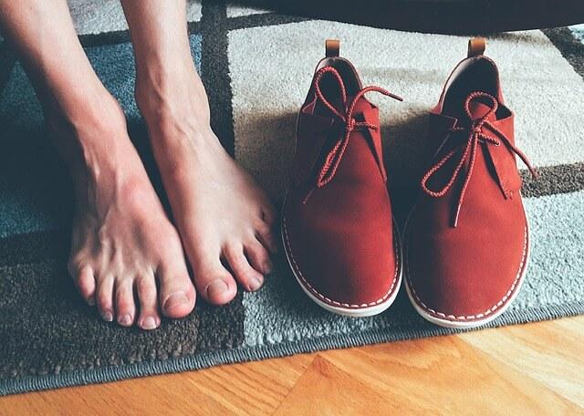 bose stopy i buty