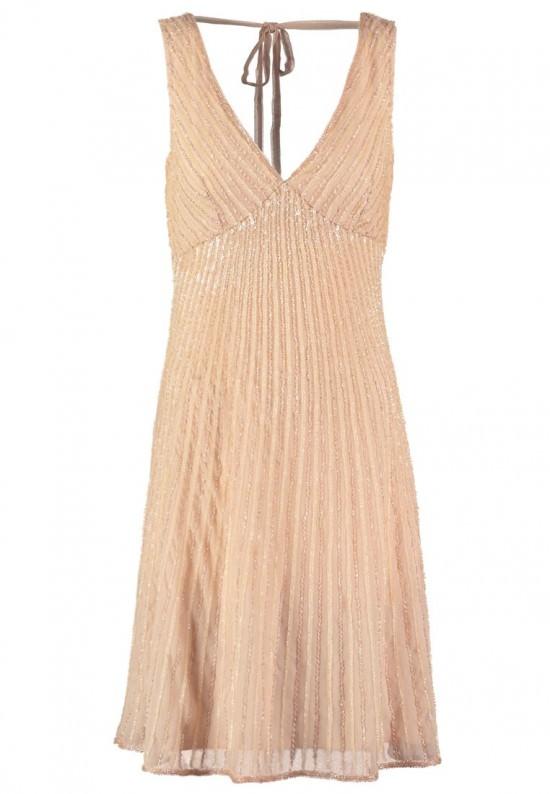 sukienka w stylu glamour