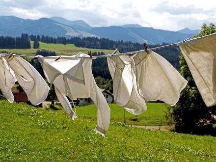 Jak dbać o ubrania?