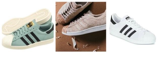 Adidas Superstar, rozpoznawalne buty sportowe z lat osiemdziesiątych dla każdego!